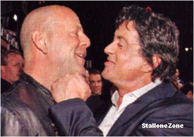 bruce willis and richard gere feud Bruce Willis Feud