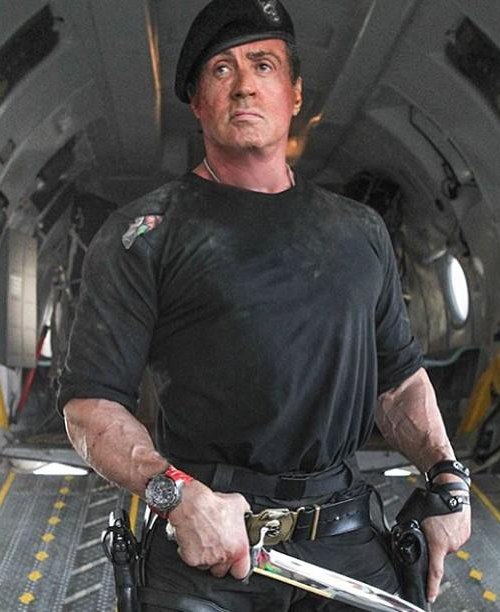 "Sly as Barney Ross in ""Expendables 3"" – Craig Zablo's ..."