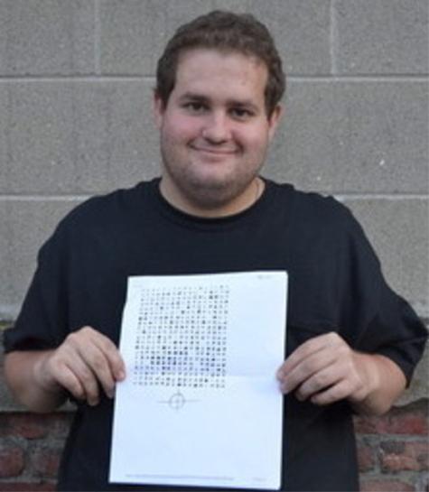 Unsolved Zodiac Cipher