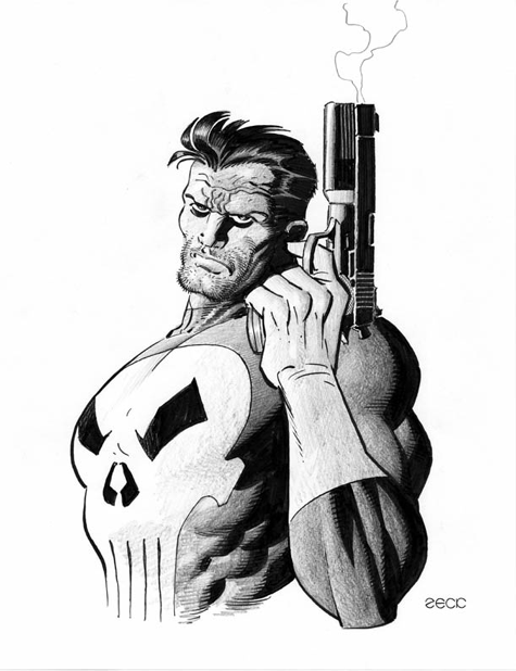 The Punisher in Name Only Craig