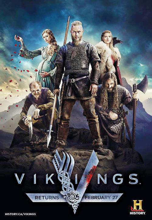 Vikings Saison 2
